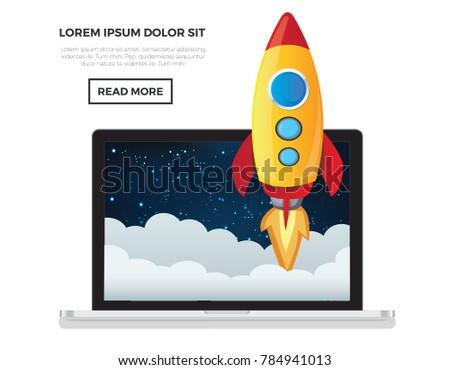Startup rocket concept design