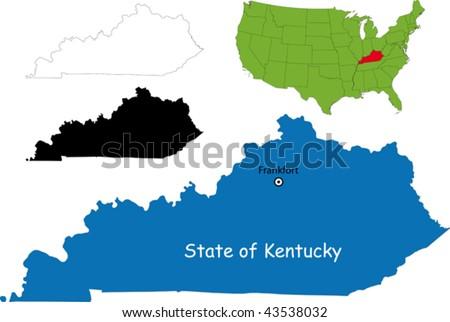 State of Kentucky, USA