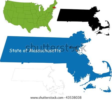 State of Massachusetts, USA