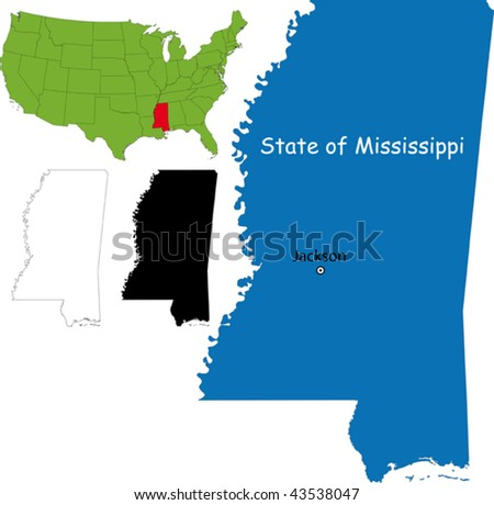 State of Mississippi, USA