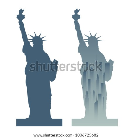 statue of liberty and the