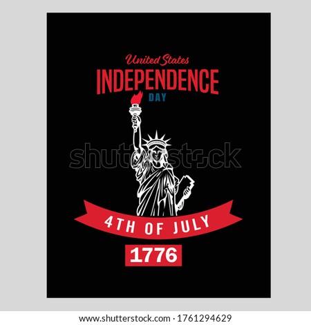 Statue of Liberty USA Independence Day T shirt, USA flag T shirt, USA 4th July T shirt, USA Statue T shirt