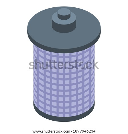 steel bird feeder icon