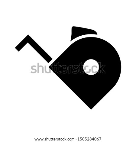 steel long tape icon - From Working tools, Construction and Manufacturing icons, equipment icons