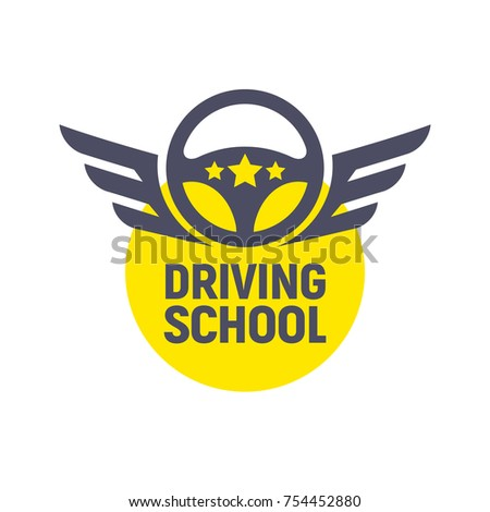 steering with wings logo