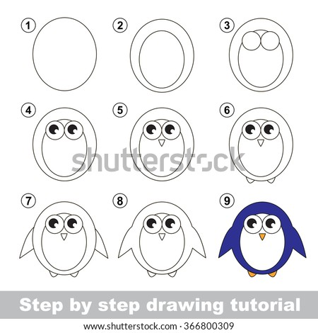 step by step drawing tutorial