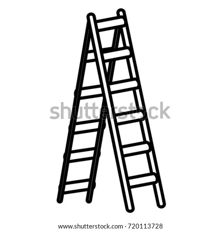 Step ladder tool #720113728