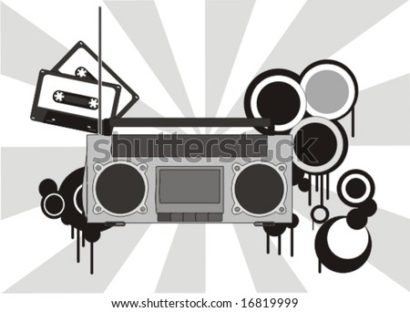 Stereo illustration