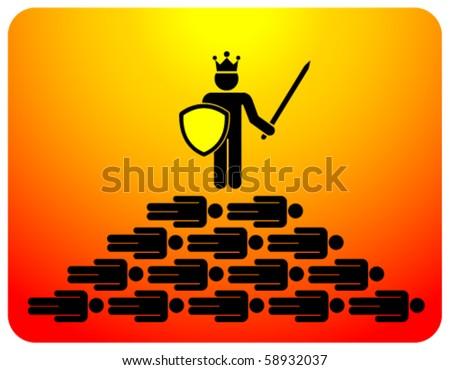 stick figures as ruler