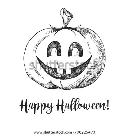 sticker halloween pumpkin