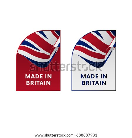 stickers made in great britain
