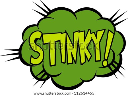 Stinky Cat Food Clipart