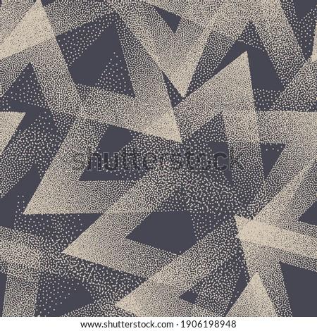 stippled texture trendy