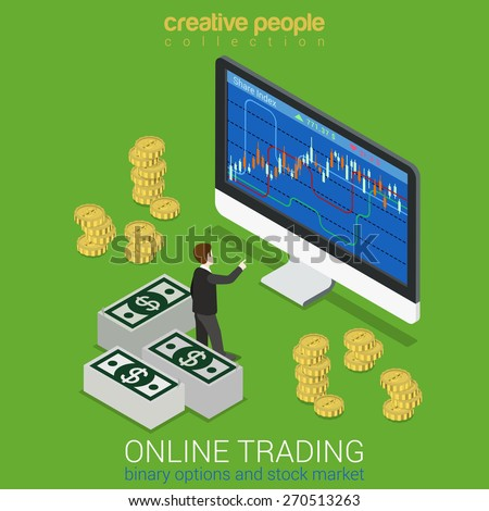 Online stock trading mini project
