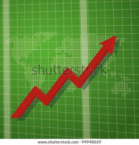 Stock Market Ticker Board
