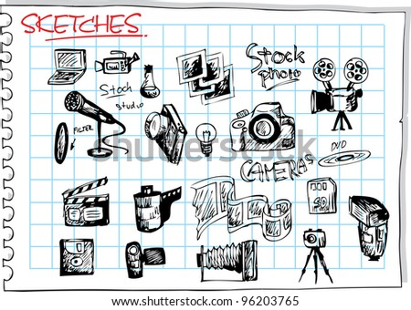stock photo tools