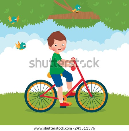 stock vector cartoon