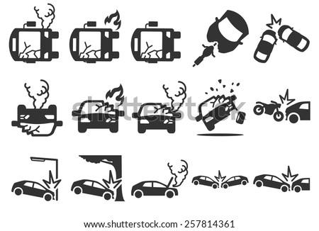 stock vector illustration  car