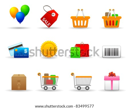 Stock Vector Illustration: Friendly icon set 3 in vector. I hope it will friendly to use.