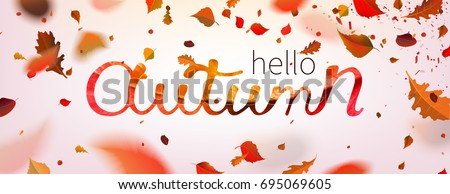 stock vector illustration hallo