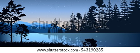 stock vector illustration of