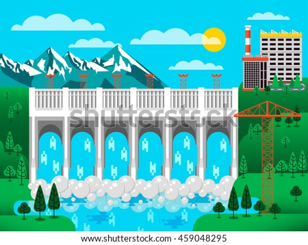 stock vector illustration of