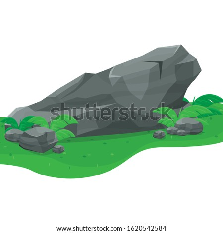 stone hill, rock hill background