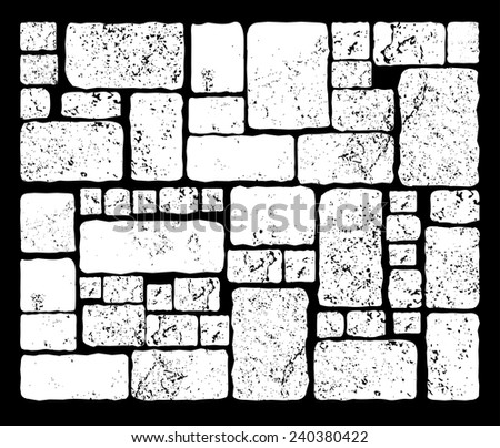 stone wall composition