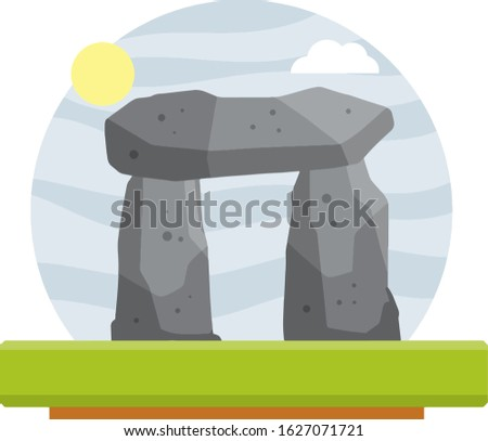 stonehenge english landmark