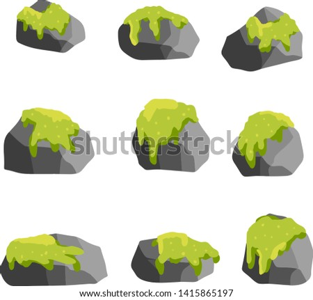 stones for the background of