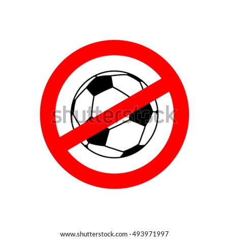 stop football prohibited team