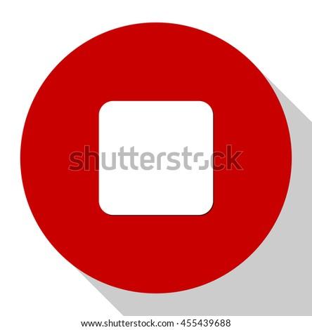stop icon #455439688