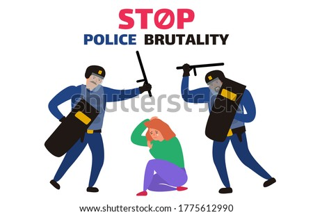 stop police brutality two