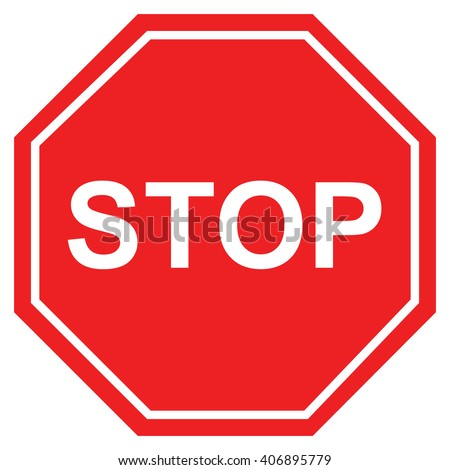 Stop Sign,  #406895779