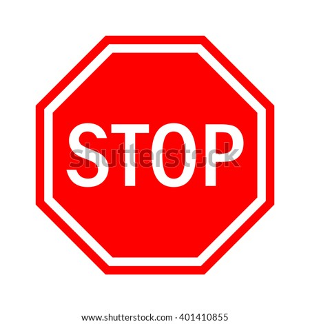 stop sign  stop sign vector