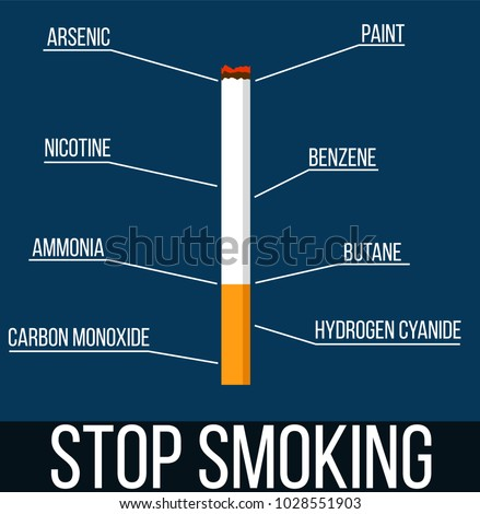 stop smoking cigarette with