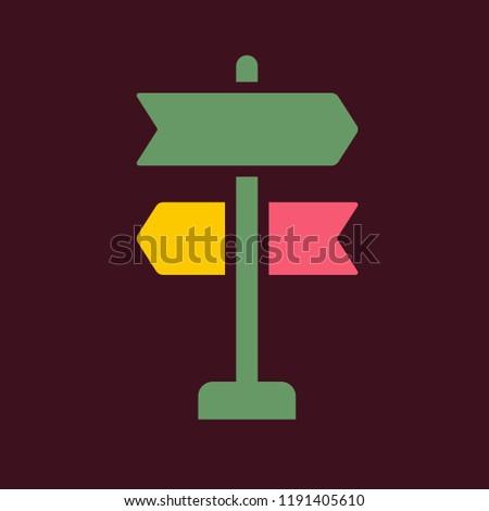stop vector icon #1191405610