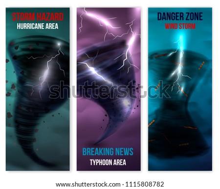 storm hurricane tornado