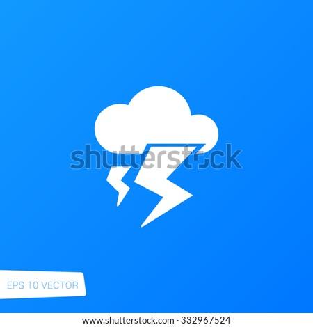 storm icon   storm icon path