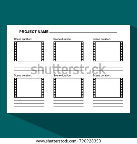 How To Make A Storyboard  Creative Stock Images  Website Automatic