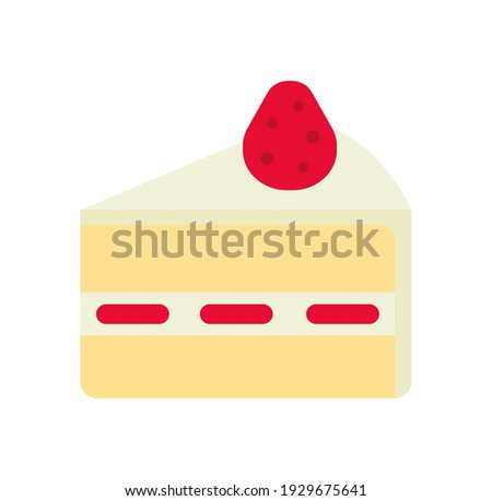 strawberry short cake  dessert