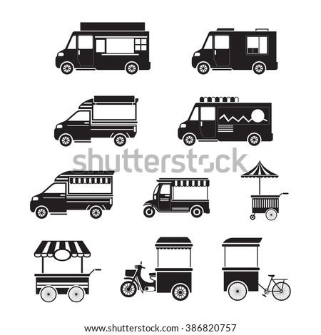 street food vehicles  truck