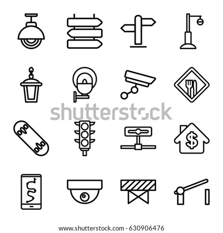 royalty free packaging symbols this way up handle 246736513