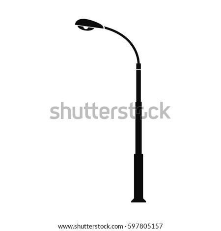 Street Lamp Post Free Vector Art 68 Free Downloads