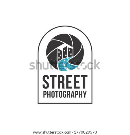 street photography logo icon
