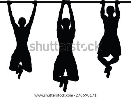 street workout - vector