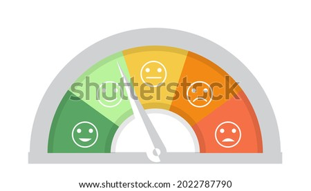 Stress level reduced with problem and pressure solving Emotional overload scene Concept of emotional overload, stress level, burnout, increased productivity, tiring, boring, positive, frustration Foto stock ©