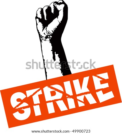 Strike - Fight For Your Right! Vector