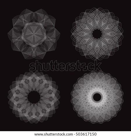 string art sacred geometry