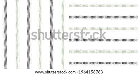 stripe pattern herringbone in
